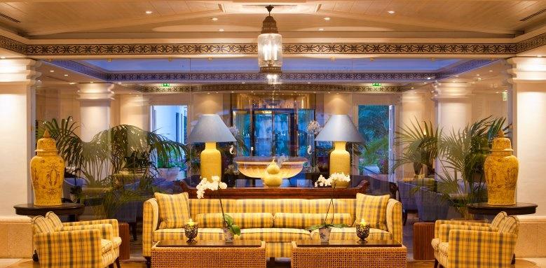 Seaside Grand Hotel Residencia, lobby