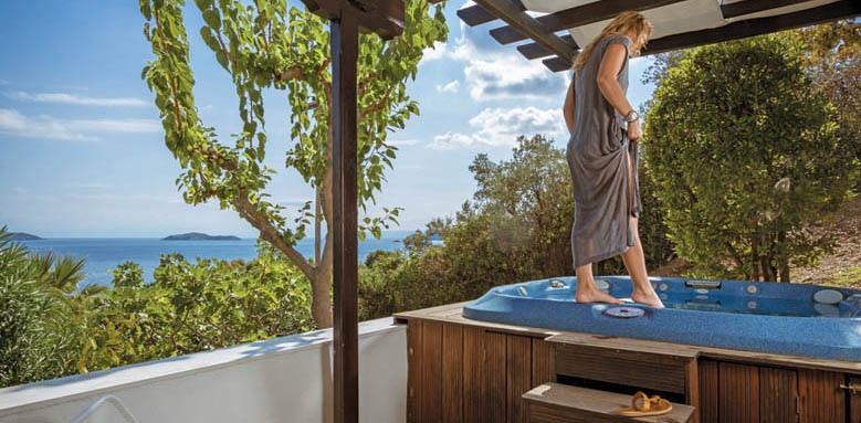 Aegean Suites, Charming suite