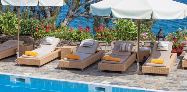 Aegean Suites, pool