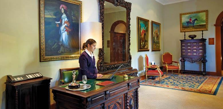 Vinatge House Hotel, reception