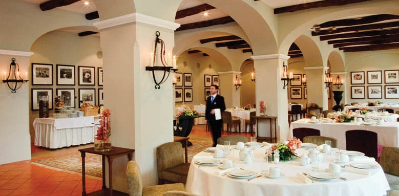 Vinatge House Hotel, restaurant