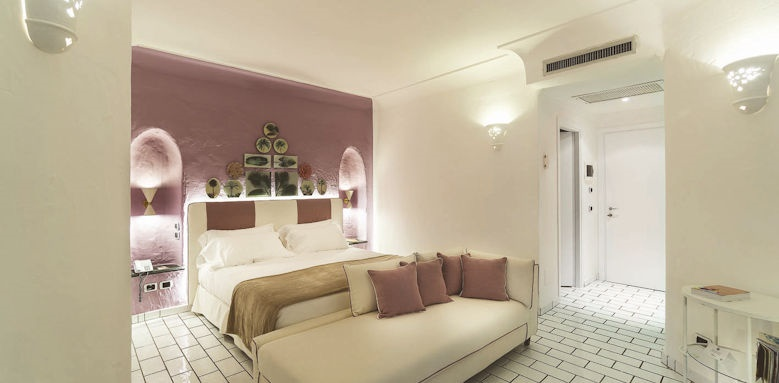 Therasia Resort, classic room