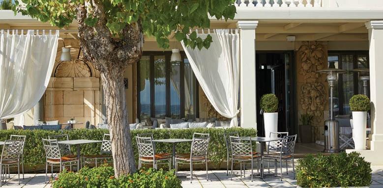 Mayor Mon Repos Palace, terrace
