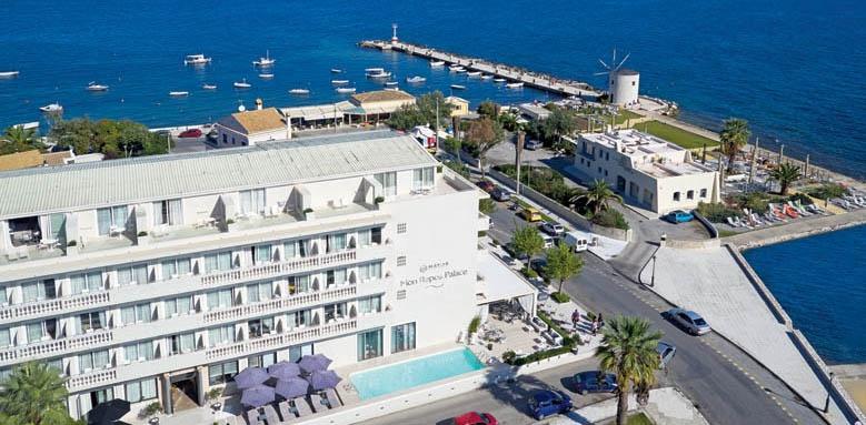 Mayor Mon Repos Palace, aerial view