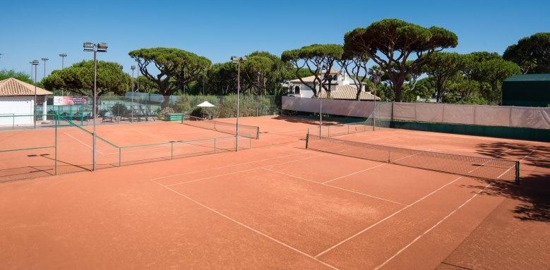 Pine Cliffs Hotel, Tennis Court
