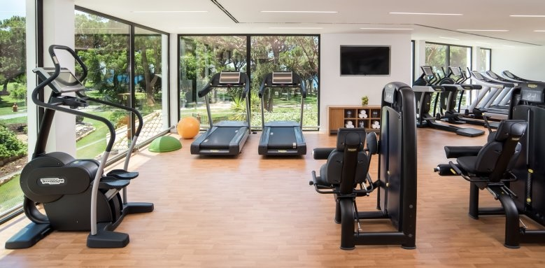 Pine Cliffs Hotel, Fitness centre
