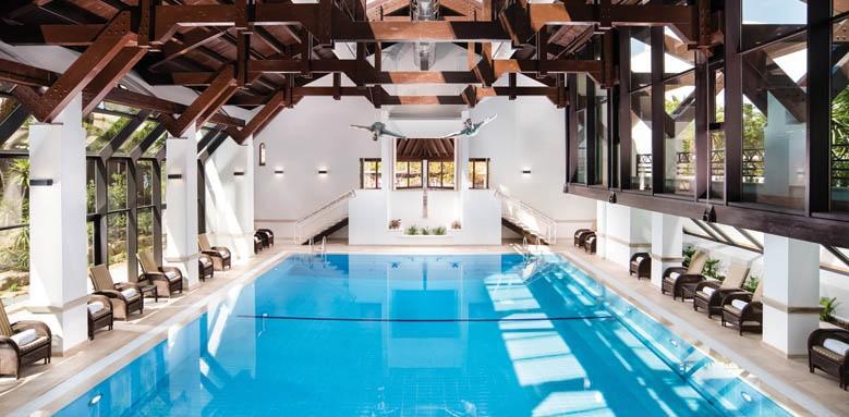Pine Cliffs Hotel, Indoor Pool
