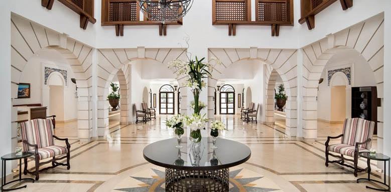 Pine Cliffs Hotel, Lobby