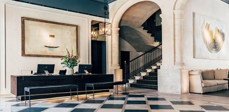 Hotel Sant Francesc, lobby