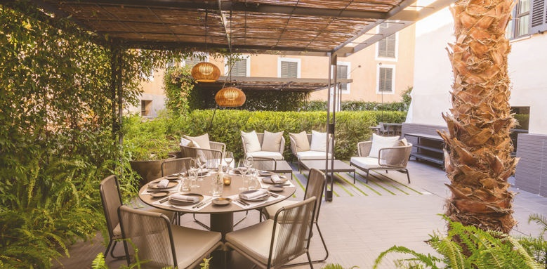 Sant Francesc, restaurant