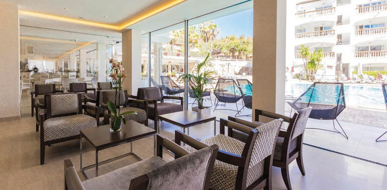 La Pergola Aparthotel, lounge