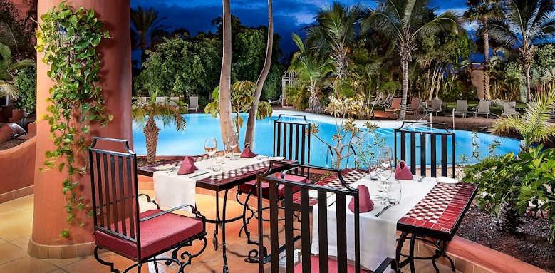 Sheraton La Caleta Resort & Spa, La Venta restaurant