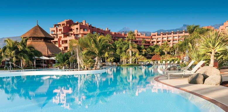 Sheraton La Caleta Resort & Spa, Pool and Exterior