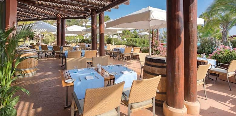 Sheraton La Caleta Resort & Spa, Restaurant