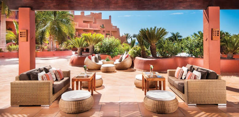 Sheraton La Caleta Resort & Spa, Bar Terrace