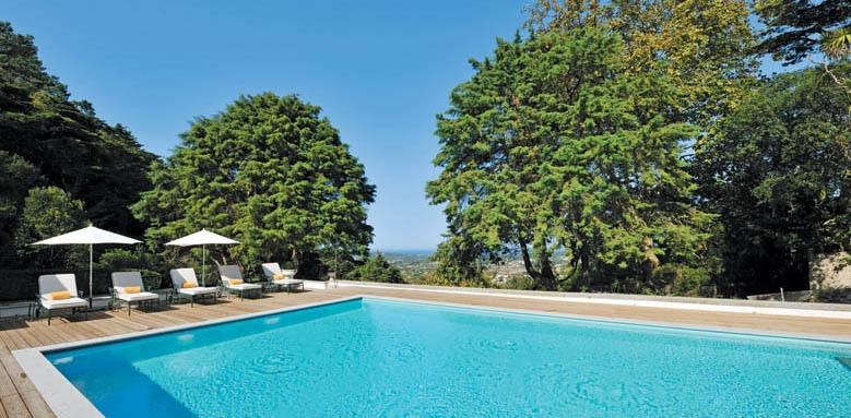 Tivoli Palacio de Seteais, pool