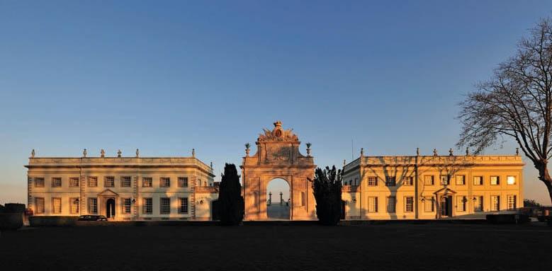 Tivoli Palacio Seteais, sunset