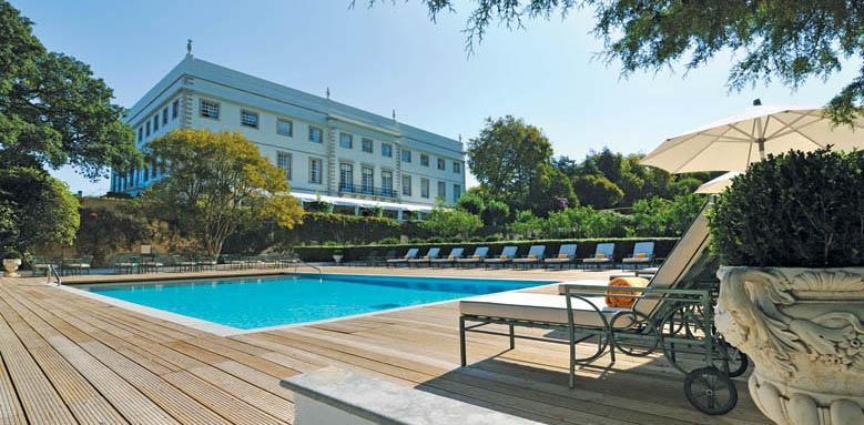Tivoli Palacio de Seteais, pool and exterior