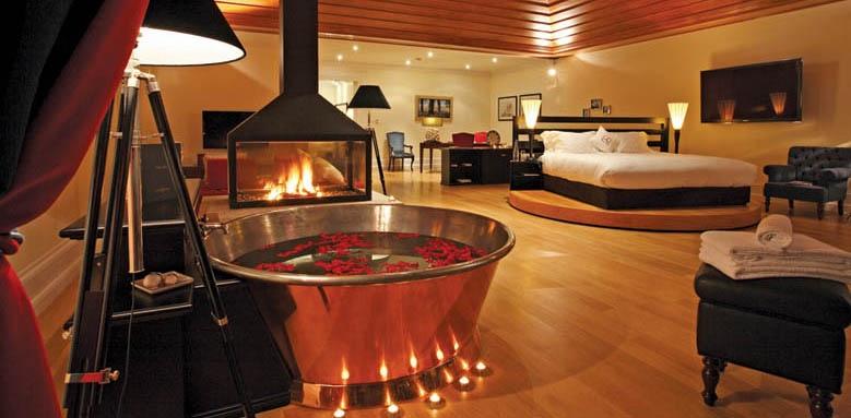 The Yeatman Hotel, Bacchus suite