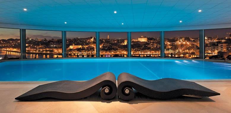 The Yeatman Hotel, indoor pool