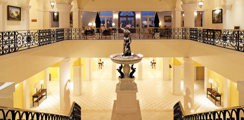 The Yeatman Hotel, lobby