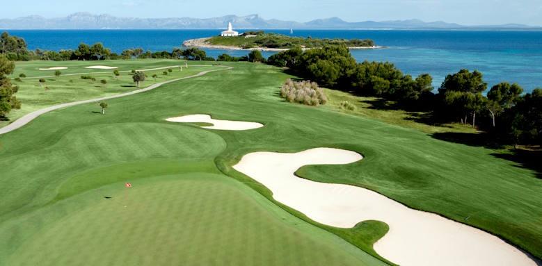 Zafiro Palace Alcudia, golf