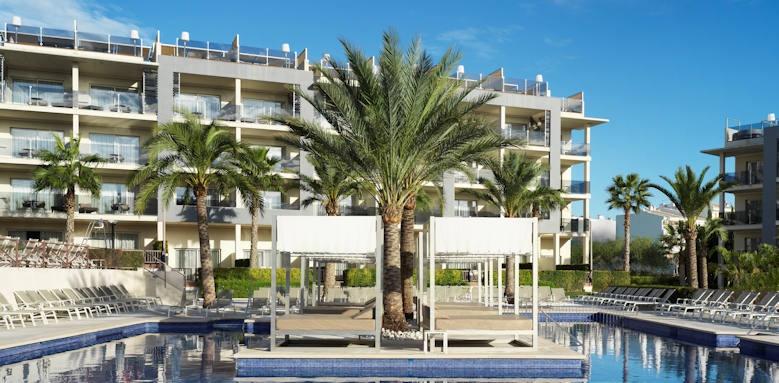 Zafiro Palace Alcudia, main pool