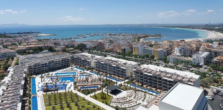 Hotel Viva Zafiro Alcudia & Spa, overview
