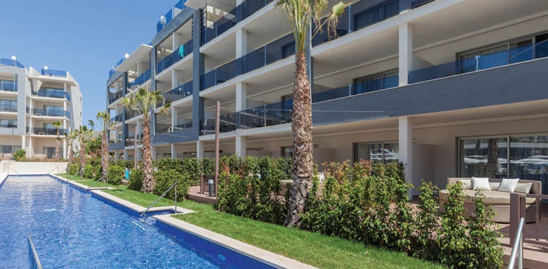 Hotel Viva Zafiro Alcudia & Spa, pool