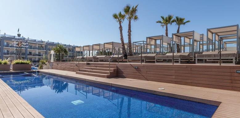 Hotel Viva Zafiro Alcudia & Spa, oasis pool