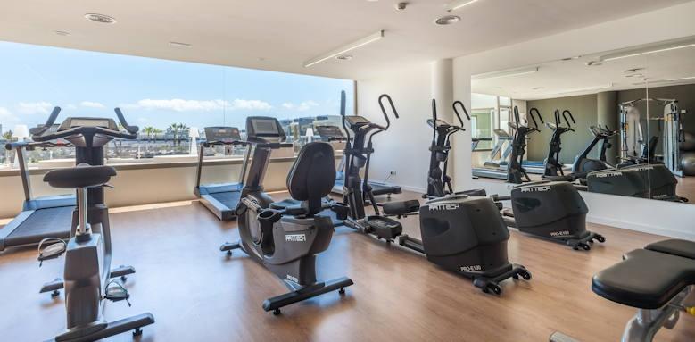 Zafiro Palace Alcudia, gym
