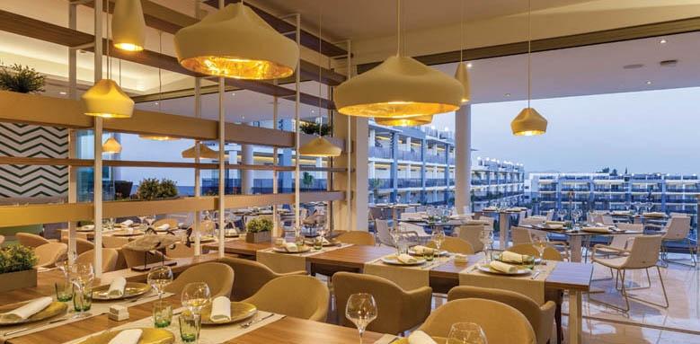 Hotel Viva Zafiro Alcudia & Spa, el olivio restaurant
