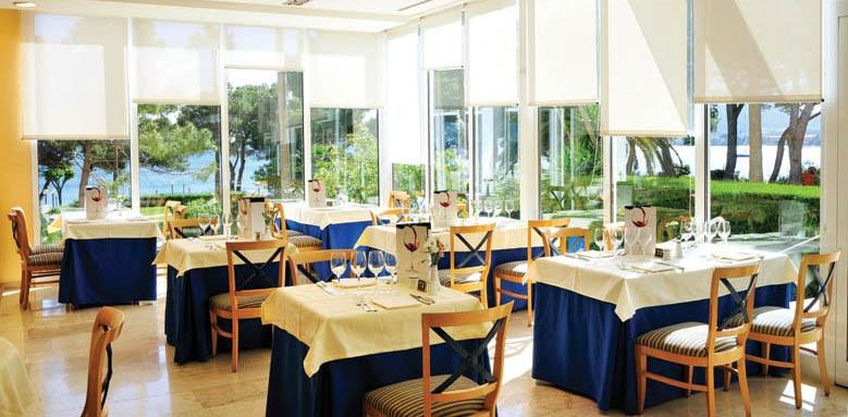 Hipotels Eurotel Punta Rotja & Spa Hotel, restaurant