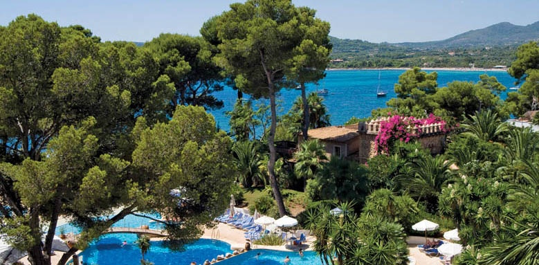 Hipotels Eurotel Punta Rotja & Spa Hotel, gardens & pools