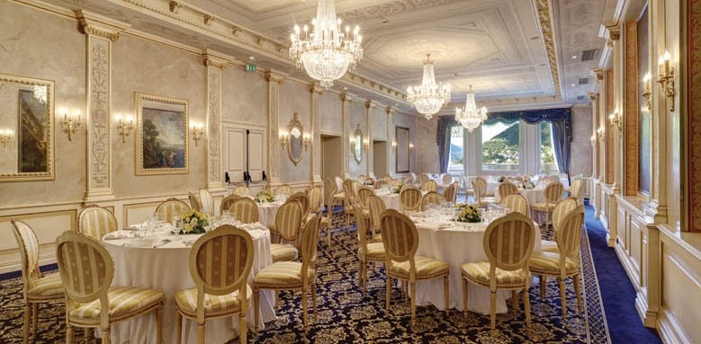 Palace Hotel, Magna dining room