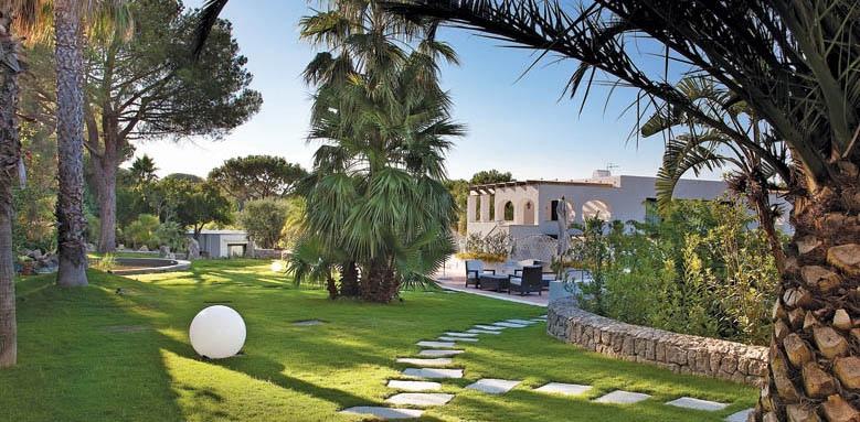 Garden & Villa Resort, garden