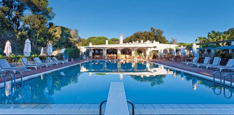 Garden & Villa Resort, pool
