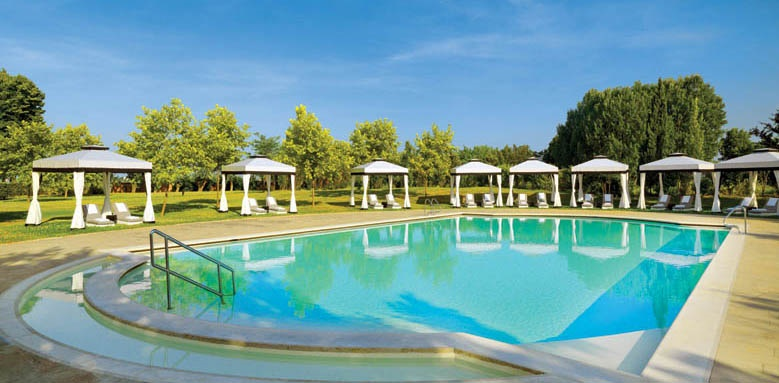 San Clemente Palace Kempinski Venice, pool