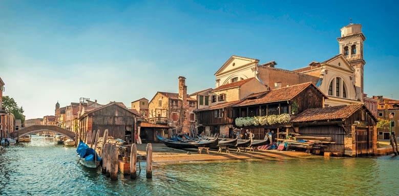 San Clemente Palace Kempinski Venice, San Trovaso