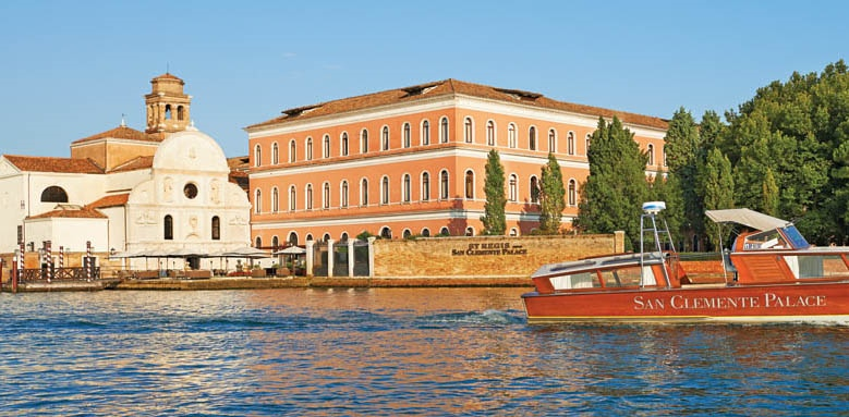 St Regis Venice San Clemente Palace, exterior