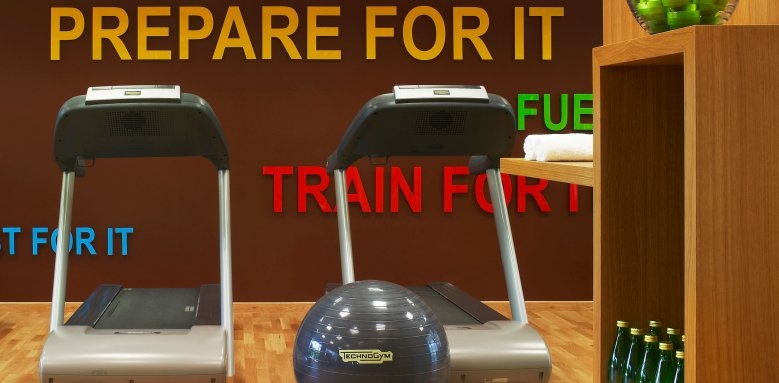 Sheraton Rhodes Resort, gym