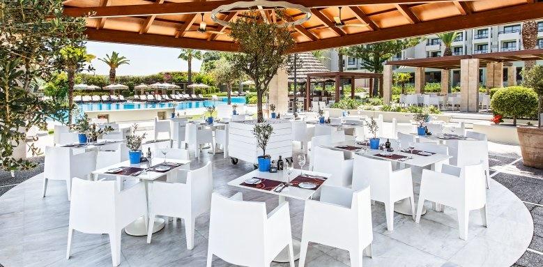 Sheraton, Mediterraneo Restaurant