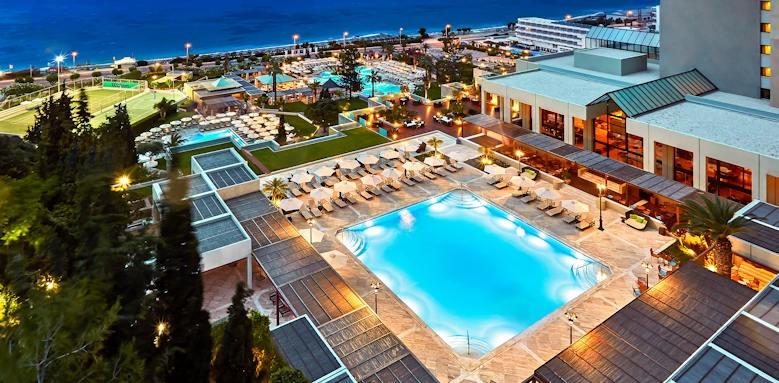 Sheraton Rhodes Resort, exterior image