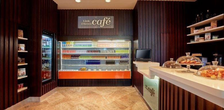 Sheraton, Link Cafe