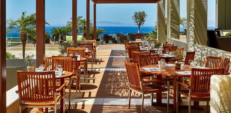 Sheraton Rhodes Resort, breakfast