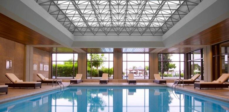 Sheraton Rhodes Resort, indoor pool