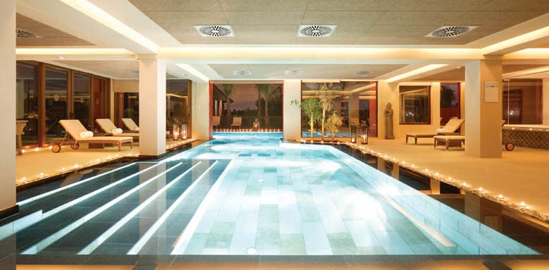 Barcelo Asia Gardens & Thai Spa, indoor pool