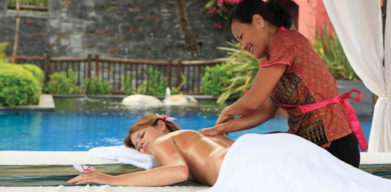 Barcelo Asia Gardens & Thai Spa, massage