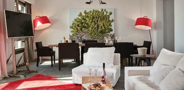 Myconian Avaton Resort, Lounge