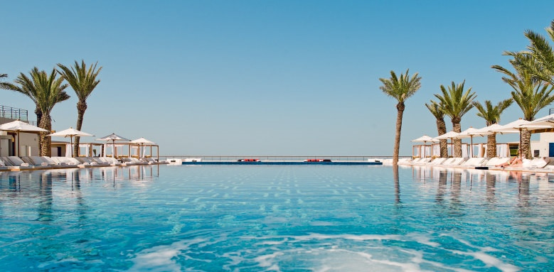 Sofitel Essaouira Mogador Golf & Spa, main pool